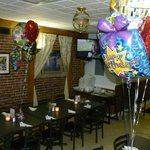 Plenty of seating - Host your next party with us!