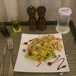 Salada perfeita .
