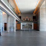 Modern Art Museum of Fort Worth - The Grand Lobby