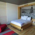 my room at Hotel La Ferme