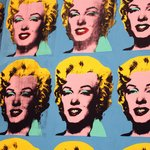 Modern Art Museum of Fort Worth - Andy Warhol - Twenty-Five Colored Marilyns