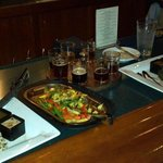 Very enjoyable dinner at Mahogany Ridge Brewery