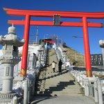 蕪島神社 kabusima shrine