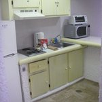 basic kitchen facilities