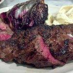 Beef deckle!