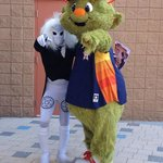 Meet and Greet with the Black Butler at the Astros vs. Braves Game at the Osceola County Stadium