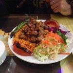 Piatto tipico turco