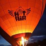 Hor Air Ballooning Rocks