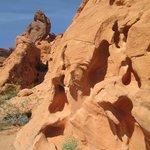 Rocks in Valley of Fire