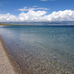 Lake shore near X203