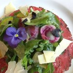 Beautiful Beef  Carpaccio