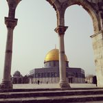 The Mosque inside Temple Mount