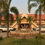 Daosavanh Resort Entrance