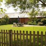 Badger Cottage at Hucklesbrook Farm
