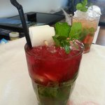 Marshmallow Mojito (Thumbs Up)