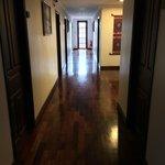 Vayakorn Inn Corridor