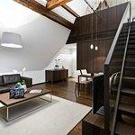 Steirerschlössl Maisonette Suite