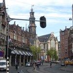 Улица, на которой отель