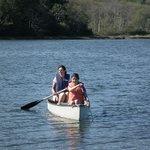 Free Canoe Use