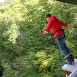 Bungee Jump at Killicrankie