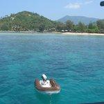 Vor der Insel Ko Mok