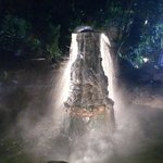 Hot Spring Fountain