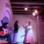 serata di flamenco