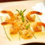 Crevette & Quinoa Bio