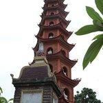 Such a beautiful pagoda