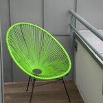 fauteuil design balcon