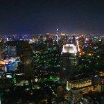 Views at the top of Banyan Tree 63rd floor!