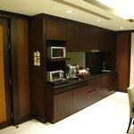 Room kitchen