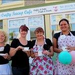 The Crafty Teacup Cafe
