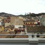 Vista desde terraza superior