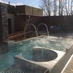 Hydro Pool in Spa