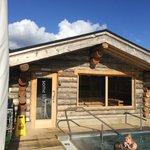 Some Like It Hot Sauna Cabin