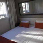 Twin bedroom.