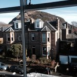 View of Arthur's Seat from Room 12