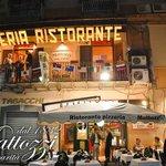 Ristorante Pizzeria Mattozzi a Piazza Carità dal 1832