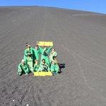 Volcano Boarding Sonati