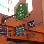 Signs from Souk