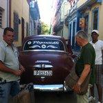 Nuestro transporte privado hasta Varadero