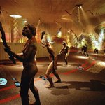 Inside the Krapina Neanderthal Museum