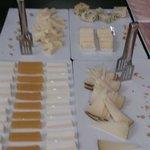 Sección quesos