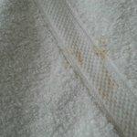 Unclean Towel