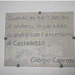targa per Caproni