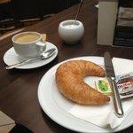 Café da manhã no Bar (5 euros)