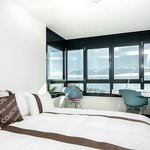 Chambre avec vue / Room with view on the lake