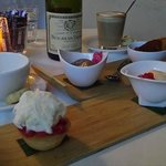 'a little something' dessert .... YUMMO