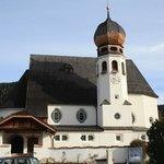 Kirche in Oberau